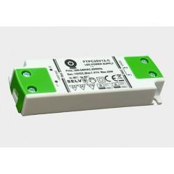 Zasilacz napięciowy LED 20W 24V 0,83A ultra cienki