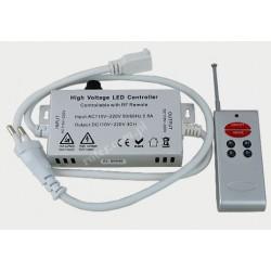Sterownik LED RGB 230V 4 przyciski