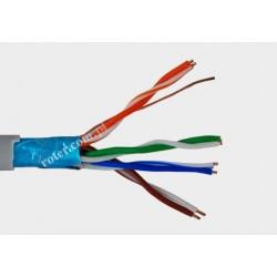 Przewód skrętka drut FTP kat.5e 305m