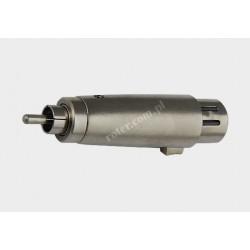 Adapter gniazdo XLR 3p / wtyk RCA