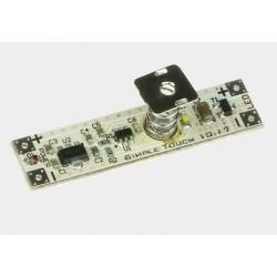 Włączni profil LED 12/24V dotykowy