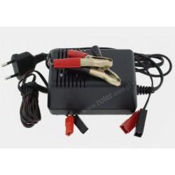 Ładowarka do akumulatorów żelowych 6V/12V/1,5A (3,3-20Ah) Tatarek