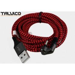 Przyłącze wtyk USB A/wtyk USB C 3,0m DSKU382 Talvico