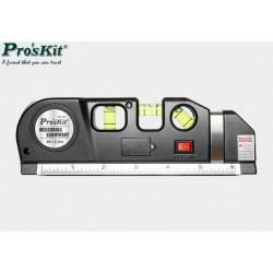 Miara zwijana z poziomicą i wskaźnikiem laserowym PD-161 Proskit
