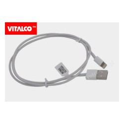 Przyłącze wtyk USB/wtyk 8p 0,5m DSKU680 Vitalco
