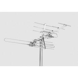 Antena Barczak Duplexa VHF/UHF