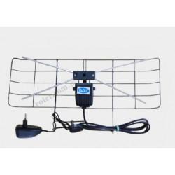 Antena szerokopasmowa pokojowa