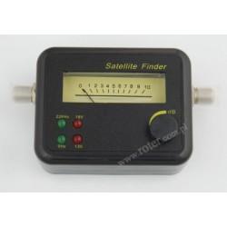 Miernik sygnału SAT z wskaźnikiem LED 0-22kHz/13-18V
