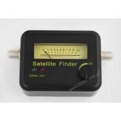 Miernik sygnału SAT z wskaźnikiem LED 22kHz/18V