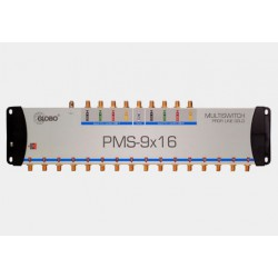 Multiswitch 9/16 Opticum/Globo PMS