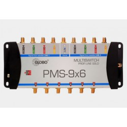 Multiswitch 9/6 Opticum/Globo PMS