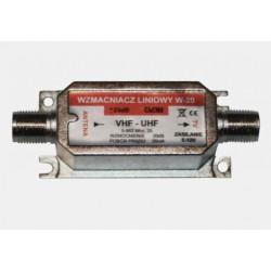 Wzmacniacz Opticum W-20, liniowy, 5-12V