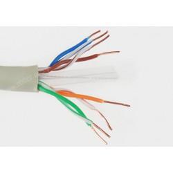 Przewód skrętka drut UTP kat.6