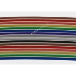 Przewód taśmowy kolor 16x26AWG