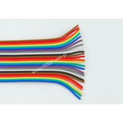 Przewód taśmowy kolor, 26*0,12