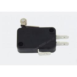 Przełącznik krańcowy z rolką, dźwignia 15mm