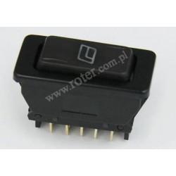 Przełącznik samochodowy do szyb elektrycznych z podswietlaniem