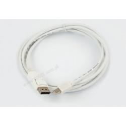 Przyłącze mini DisplayPort/wt. DisplayPort 2,0m