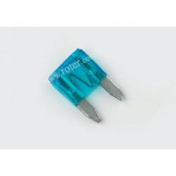 Bezpiecznik nożowy mini 15A