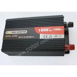 Przetwornica 12V DC / 230V AC /1000W