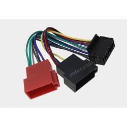 Adapter ISO 5+8 Talvico do radia JVC