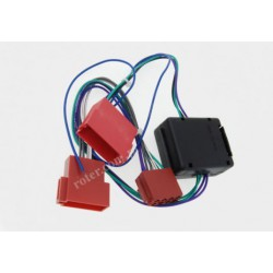 Adapter ISO/mini ISO do Audi 2006+