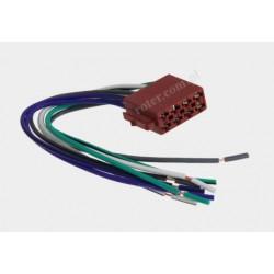 Złącze ISO 8p głośniki
