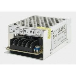 Zasilacz modułowy LED 25W 12V 2A