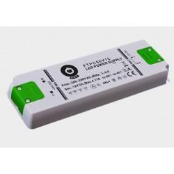 Zasilacz napięciowy LED 50W 12V 4,17A ultra cienki