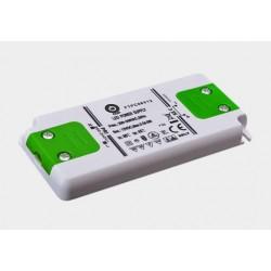 Zasilacz napięciowy LED 6W 12V 0,5A ultra cienki