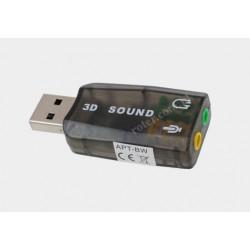 Karta dźwiękowa USB 5.1