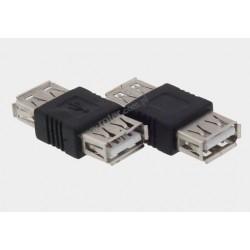 Adapter gniazdo USB A / gniazdo USB A