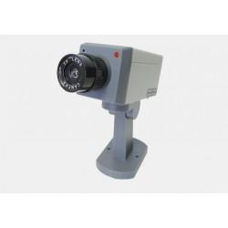 Atrapa kamery kierunkowej z sensorem ruchu i diodą