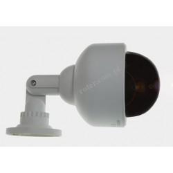 Atrapa kamery speed dome z diodą