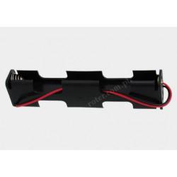 Pojemnik na baterie 4*R6