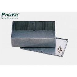 Obudowa aluminium 203-125C Proskit (193.5x112.4x56.2mm)