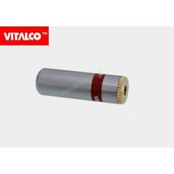 Gn. 3,5 stereo na kabel złote chromowane J560 Vitalco