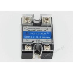 Przekaźnik półprzewodnikowy 10A SSRNC-2-10-B