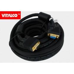 Przedłużacz SVGA.10m DSKSV56 Vitalco