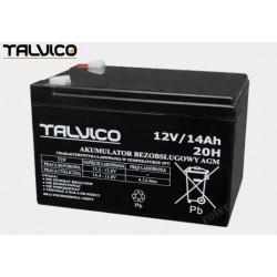 Akumulator AGM Talvico 12V / 14Ah (B)