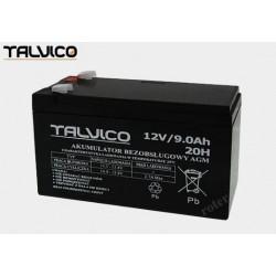 Akumulator AGM Talvico 12V / 9Ah
