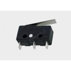 Przeł. krańcowy mikro z dźwignią 18mm