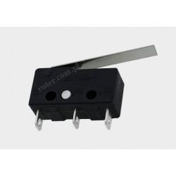 Przeł. krańcowy mikro z dźwignią 26mm