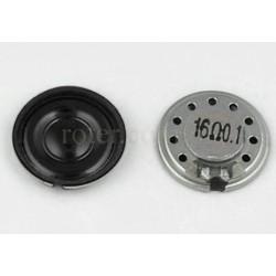 Głośnik miniaturowy 2cm 0,1W 16 Ohm