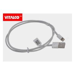 Przyłącze USB do iPhone/8p 1,0m DSKU68 Vitalco