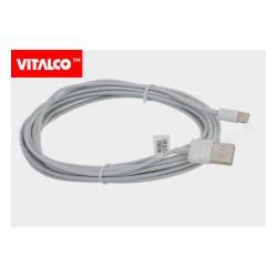 Przyłącze USB do iPhone/8p 3,0m DSKU68 Vitalco