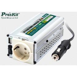 Przetwornica 24V/230V 300W USB TE-1403UB Proskit