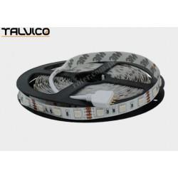 Taśma 300 LED RGB Talvico 5m, SMD5050, DC 12V, 14.4W/m TC-RGB60-5010/IP20