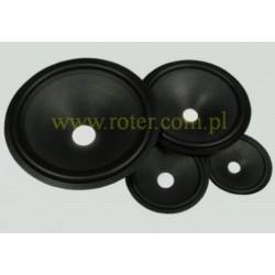 Membrana gładka 25cm (gumowe zawieszenie)