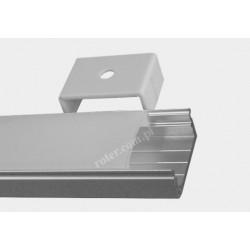 Profil LED TC-A30/10/1m / klosz, 2 x uchwyt